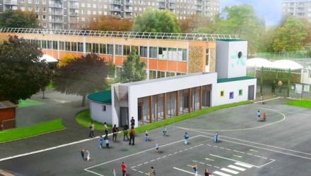 École Salengro Voltaire à Drancy
