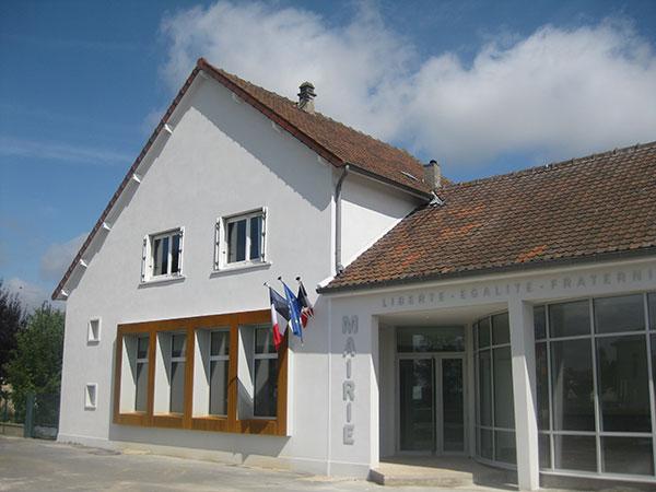Mairie de Saint Mesmes